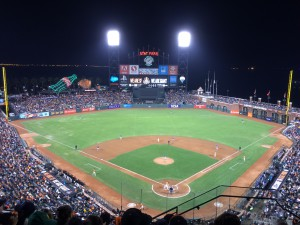 San Francisco Giants vs San Diego Padres, 9/11/15