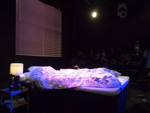 The bed: stage, centerpiece, relationship nexus
