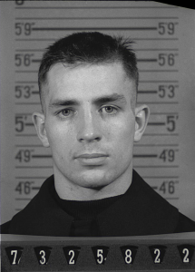 Jack Kerouac, 1943